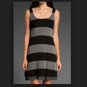 Antropologie Bailey 44 Andalusian Striped Dress